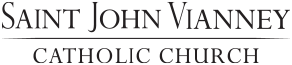 St. John Vianney Catholic Church Logo