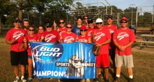 YA- Softball Division Champs