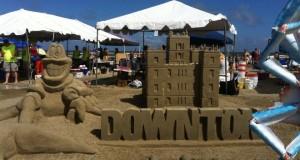YA- sandcastle trip