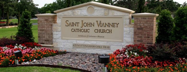 Contact Us Our Street Addresailing Address St John Vianney Catholic Church