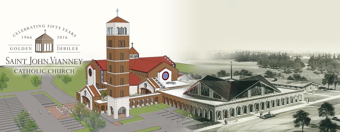 saint john vianney catholic church hacienda heights