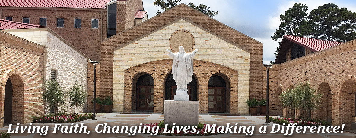 St John Vianney Catholic Church Living Faith Changing Lives Making A Difference